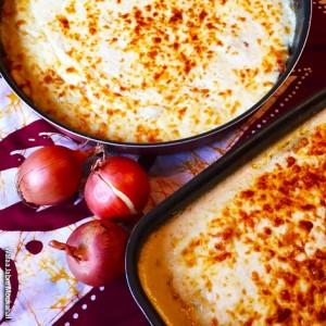 Onion tart.1