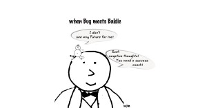 bug & Baldie