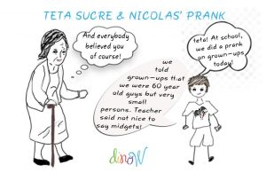 teta Sucre & Nicolas