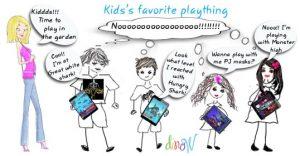 21st century playtime