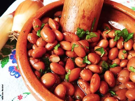 Dry kidney beans salad - DinoW