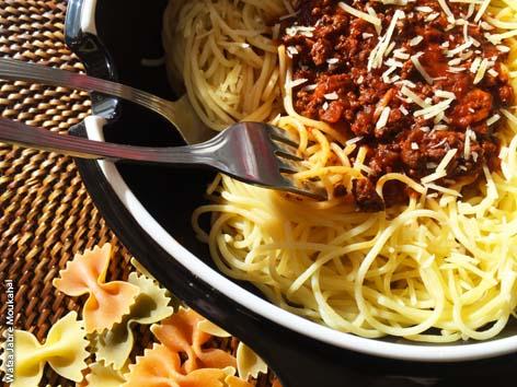 Spaghetti Bolognese - DinoW