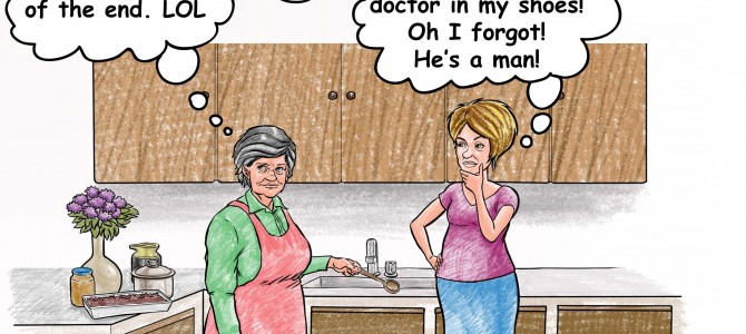 Middle age and Menopause (The HORMONES dilemma)