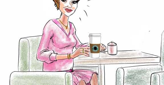The Coffee shop syndrome: The Good, The Bad & The Ugly/ Coffee addicts, Show-off slouches, or Advertising mob?