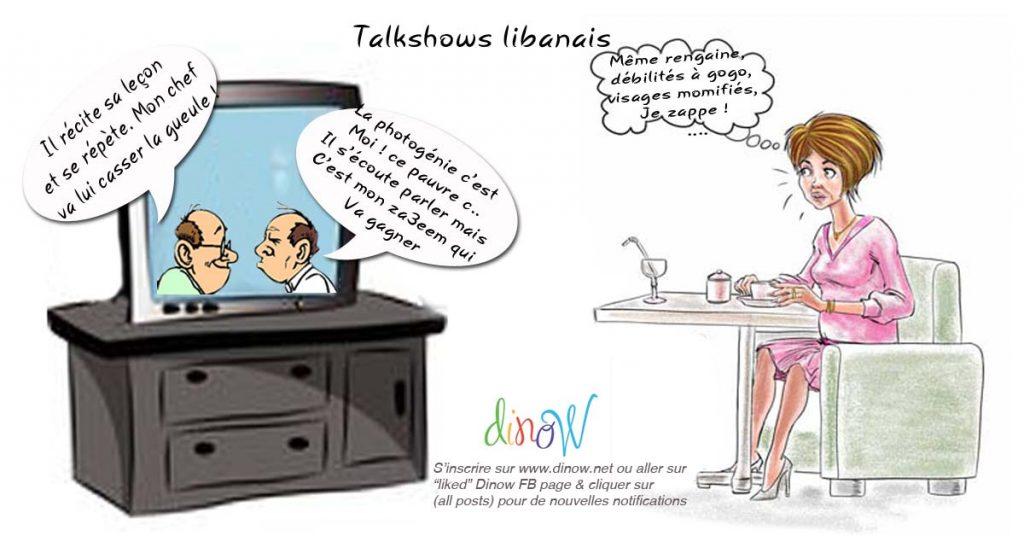 Les talkshows politiques - Dinow